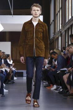 Officine Generale Menswear Spring Summer 2017 Collection in Paris