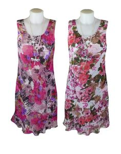Cruise and holiday wear for summer evenings- Sasa Pink Dress