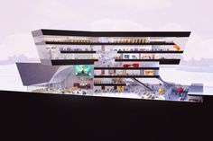 New Taipei City Museum of Art Proposal by Lyons