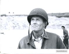 The Longest Day, Henry Fonda (Brig. Gen. Theodore Roosevelt jr.) Le Jour Le Plus Long, Theodore Roosevelt Jr, Omaha Beach, Mutiny On The Bounty, Zorba The Greek, Movie Talk, Lawrence Of Arabia, Henry Fonda, West Side Story