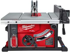 Milwaukee Electric Tools 2736-21HD Table Saw Tool - - Amazon.com Best Table Saw, Table Saw Stand, Diy Table Saw, A Table, Milwaukee Fuel, Milwaukee M18, Hybrid Table Saw, Tabletop Saw, Power Saw