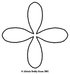 Adinkra: Tabono - Stencil free for personal, non-commercial use only.