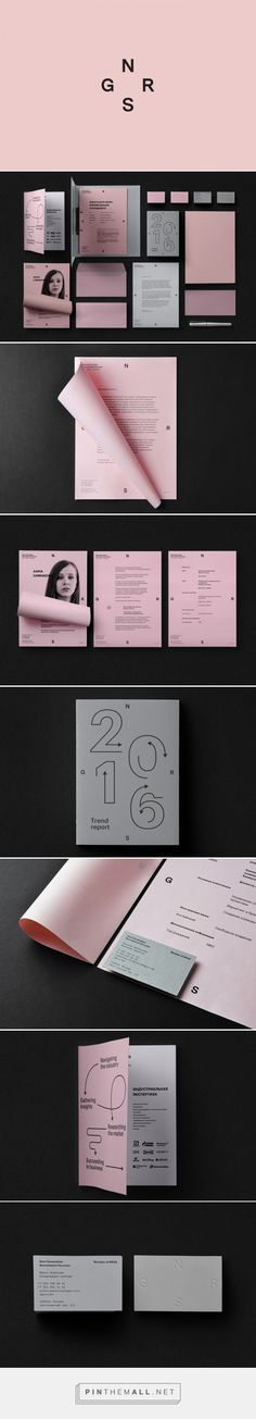 NGRS on Behance... - a grouped images picture - Pin Them All