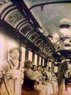Yokohama Old Trains - http://japanmegatravel.com/yokohama-old-trains/