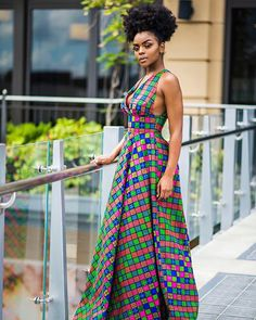There are many ways to style long kitenge dresses in the form of cocktail dress, mermaid dress, long flowy gowns and much more. Here are the latest and most beautiful designs and patterns to incorporate into your long kitenge dresses African Print Dresses, African Fashion Dresses, African Dress, African Prints, African Outfits, African Fashion Designers, African Print Fashion, Africa Fashion, Kitenge