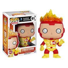 Justice League Firestorm Pop! Vinyl Figure
