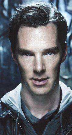 Benedict Cumberbatch as 'John Harrison' in Star Trek - 2013. He was absolutely brilliant as always.