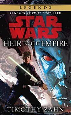 EPub Heir to the Empire: Star Wars Legends (The Thrawn Trilogy) (Star Wars: The Thrawn Trilogy Book 1) Author Timothy Zahn, #Kindle #Books #Fiction #EBooks #KindleBargain #FreeBooks #Suspense #BookAddict #Bibliophile