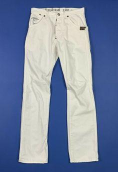 685b29896bfd G star 3301 jeans raw denim usato uomo W31 L34 tg 45 jack relaxed slim  T5345  gstar  gstarraw  gstarraw... jeans  abbigliamento  uomo  pantaloni   pantalones ...