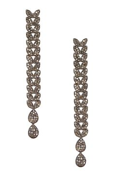 Diamond Spike Earrings - 1.00 ctw from HauteLook on Catalog Spree