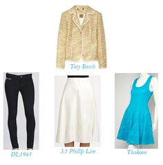 Tory Burch Tweed Lexi Jacket