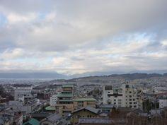 Mattina,Hotel「Zan-eikaku」Asama-Onsen,Matsumoto、Nagano
