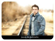 Outdoor Senior Picture Ideas Boys | Springfield Missouri Portrait Photographer Jason McElvoy, Specializing ...