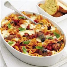 Mouth-watering Vegetarian Pasta Recipes