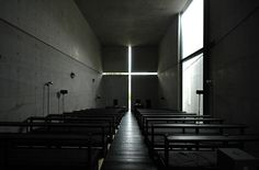 Igreja da Luz, Tadao Ando