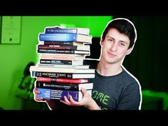 Want to study physics? Read these 10 books - YouTube
