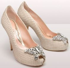 If I ever find you I will take you home with me to live. Cream dream shoes.