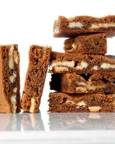 See the White Chocolate-Gingerbread Blondies in our Christmas Bars gallery