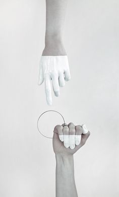 Loop Ring - conceptual jewellery design; wearable art // Haydee Alonso