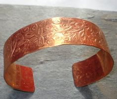 loving copper these days....