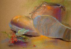 Artwork >> Breton Michel >> after the effort Pastels, Still Life, Effort, Artworks, Painting, Paisajes, Watercolor Painting, Drawings, Painting Art