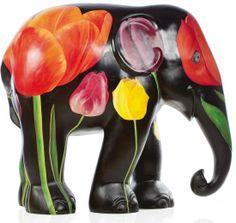 These are a few of my favorite things. Asian Elephant, Elephant Love, Elephant Art, Animal Symbols Of Strength, All About Elephants, Elephant Sculpture, Elephant Parade, Public Art, Animal Kingdom