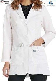 9e36583a6fbaf Cherokee Medical 2410 Bata de Laboratorio para Mujer