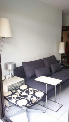 My new sofa
