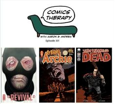 Episode 33! http://www.comicstherapy.com/2014/03/episode-33-re-your-brains.html