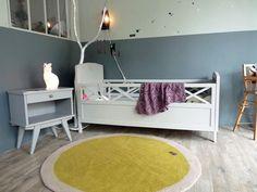 Atelier Charivari by decor8, via Flickr  kids room