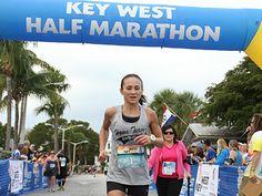 Key West Half Marathon & Hemingway 5K Sunset Run. Southernmost Half Marathon January 17, 2016