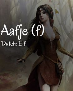 Dutch Names, Elf, Game Of Thrones Characters, Movie Posters, Movies, Fictional Characters, Films, Film Poster, Elves