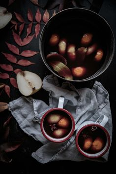 This easy sugar free mulled wine is the perfect drink to warm you this winter. A lovely celebration of traditional spices like star anise, cloves, cinnamon and nutmeg. Add a touch of citrus and you've got winter in a glass! | Anisa Sabet | Food Photography | Food Styling | The Macadames