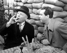 Edmund Gwenn, Fred MacMurray– One Night in Lisbon