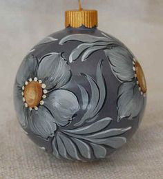 Christmas Ornaments - Glass Ornament Western Decor