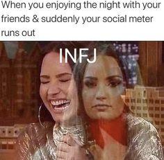 Infj Mbti, Enfj, Memes Supongamos, Funny Memes, Infj Type, Introvert Quotes, Infj Personality, Inevitable, Ideias Fashion