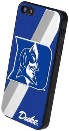 NCAA Duke 3D Team Logo iPhone 5 Case by Forever Collectibles. $19.95. For iPhone 5. Hand-Crafted. 100% Plastic. Embossed Logo. Officially Licensed. Duke Blue Devils. Forever Collectibles offers a full line of 100% officially licensed team merchandise. We offer a complete line of home décor, garden décor, novelty, apparel, tech accessories and seasonal items.