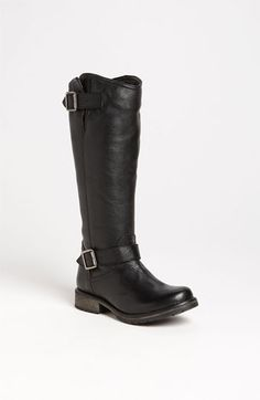 Steve Madden 'Fairmont' Boot available at #Nordstrom-MY FAVE BOOTS! got these in brown last year, best boots ever!