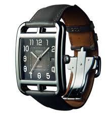 Men Cap Cod Watch HERMES