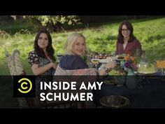 Amy Schumer, Tina Fey and Patricia Arquette toast Julia Louis-Dreyfuss' 'last f*ckable day'