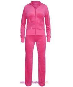 Womens Gym Velour Tracksuit Jogging Pants Zip Up Hoody Set Plus Size 16 18 20 22 [7 Colours] Mary Jane Fashion, http://www.amazon.co.uk/dp/B00AKZYUWY/ref=cm_sw_r_pi_dp_gRYhsb1E0NQ6K