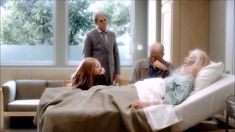 """Six Feet Under """"Everyone's Waiting - Series Finale"""" // Oh, I still feel the impact of that show and it's ending . . beautifully done, if terribly, terribly sad."""