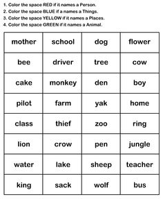 HD wallpapers nursery english worksheets pdf