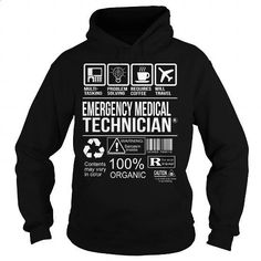Awesome Tee For Emergency Medical Technician - #white hoodie #green hoodie. GET YOURS => https://www.sunfrog.com/LifeStyle/Awesome-Tee-For-Emergency-Medical-Technician-93100853-Black-Hoodie.html?60505