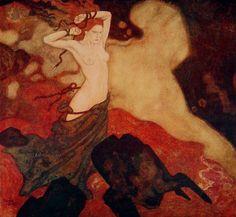 Belguim by Edmund Dulac, 1914