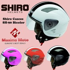 Casco Jet Shiro Sh 61 App Rosa Mujer Envíos Gratis.