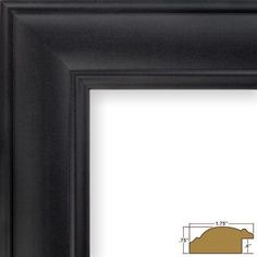 "Three Posts Wood Composite Picture Frame Size: 16"" x 22"""