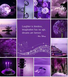 moodboard purple by AT