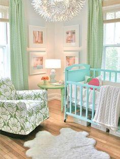 12 Fresh Color Schemes for Gender-Neutral Nurseries