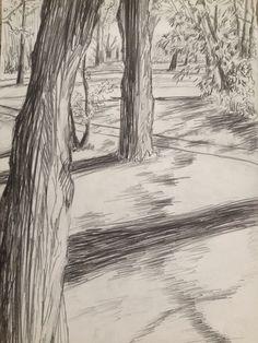 Tekenen Vondelpark wackers academie Abstract, Artwork, Summary, Work Of Art, Auguste Rodin Artwork, Artworks, Illustrators
